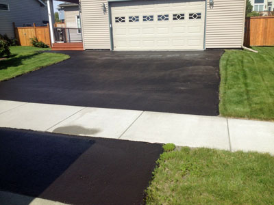 Sealing Driveways Extends the Life of Asphalt - Valley Seal Coat