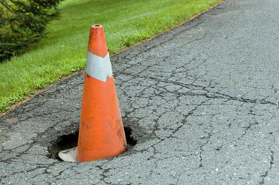 Valley Seal Coat  Asphalt Repair and Hole Filling Services