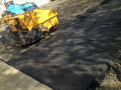 Paving Service for Wasilla and Palmer Alaska by Valley Seal Coat