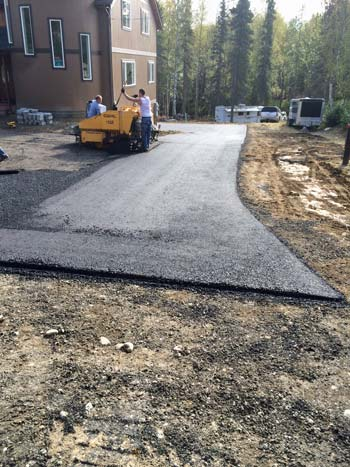 Driveway Paving by Valley Seal Coat